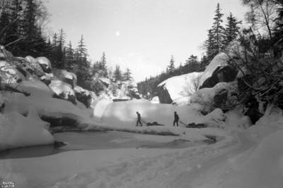 Alaska, Skagway Trail, 1898