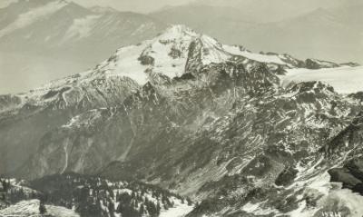 Glacier Peak, 1909 by Asahel Curtis