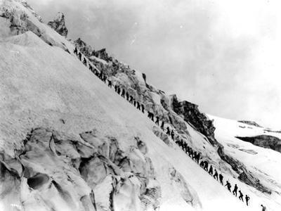 Mount Baker Ascent, 1908