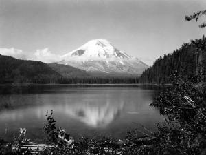 Mount St. Helens, Circa 1925 by Asahel Curtis