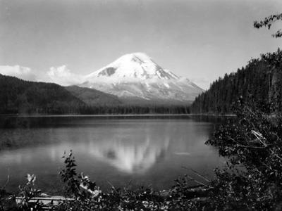 Mount St. Helens, Circa 1925
