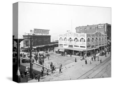 Pike Place Market, Seattle, WA, 1912