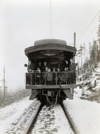 Rear of No. 16, Cle Elum Area, 1920