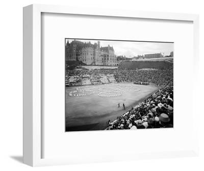 "Tacoma Stadium, ""The Awakening of Spring,"" 1915"