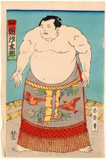 Asashio Taro--Giclee Print