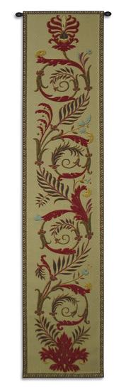 Ascendance Ruby Velvet--Wall Tapestry