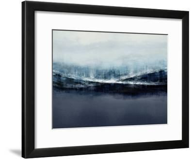 Ascending Blue-Jake Messina-Framed Giclee Print