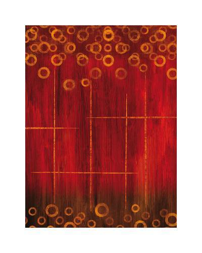 Ascending I-Brent Nelson-Giclee Print