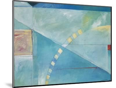 Ascension Abstract-Tim Nyberg-Mounted Premium Giclee Print