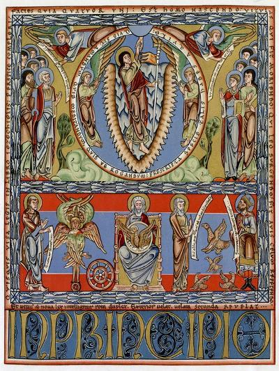 Ascension, C1155--Giclee Print