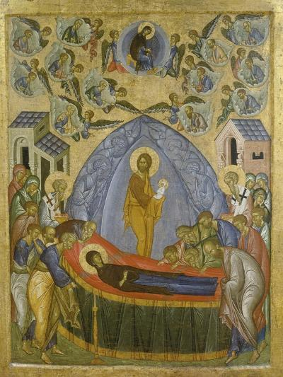 Ascension of the Virgin--Giclee Print
