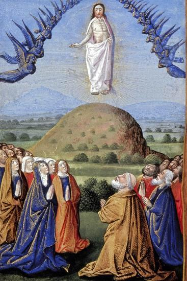 Ascension--Giclee Print