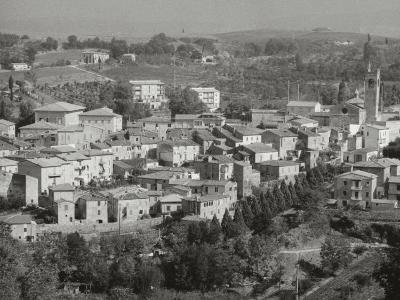 Asciano-Vincenzo Balocchi-Photographic Print