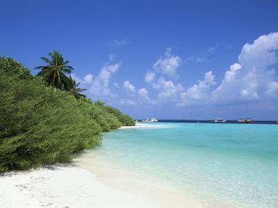 Asdu Island, North Male Atoll, Maldives, Indian Ocean-Sergio Pitamitz-Photographic Print