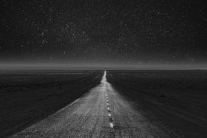 The Dark Eternal Night by Asef Azimaie