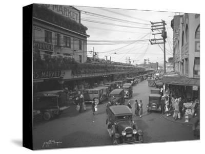 Pike Place Market, Seattle, WA, 1931