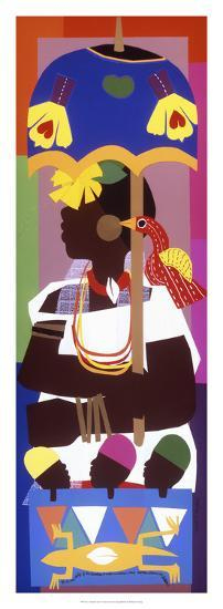 Ashanti-Varnette Honeywood-Art Print