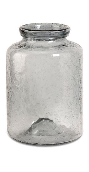 Ashby Glass Jar - Small--Home Accessories