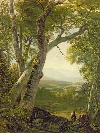 Shandaken Ridge, Kingston, New York, C.1854