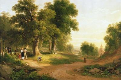 Sunday Morning, 1839
