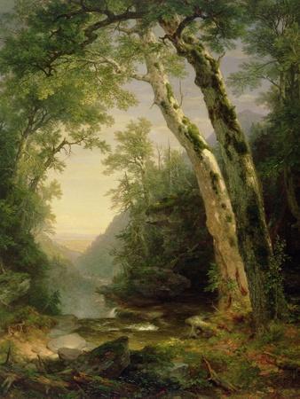 The Catskills, 1859