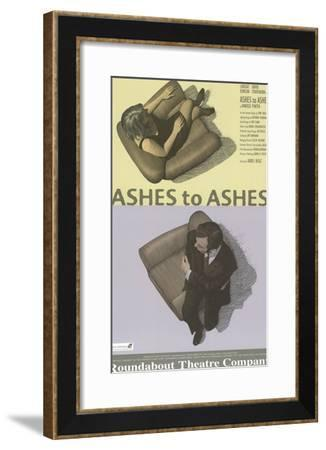 Ashes to Ashes-Scott McKowen-Framed Collectable Print