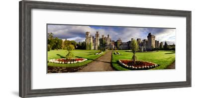 Ashford Castle in County Mayo, Ireland-Chris Hill-Framed Photographic Print