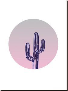 Cactus Circle by Ashlee Rae