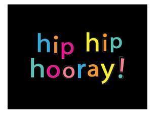 Hip Hip Hooray by Ashlee Rae