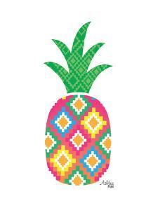 Mexicano Pineapple by Ashlee Rae