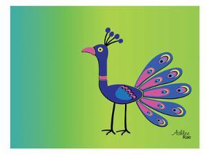 Peacock by Ashlee Rae