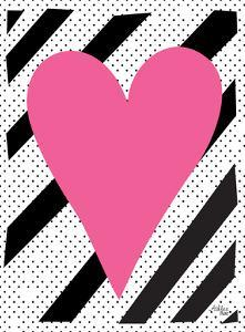 Pink Heart by Ashlee Rae