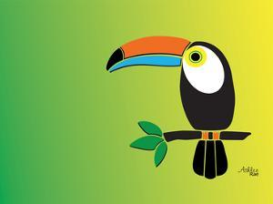 Toucan by Ashlee Rae