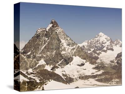 The Matterhorn Above Zermatt, Switzerland