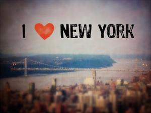 I Heart NY by Ashley Davis
