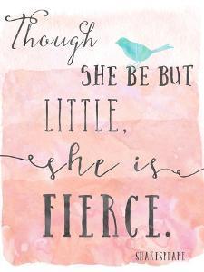 Little Fierce by Ashley Davis