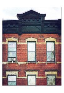 West Side Building by Ashley Davis