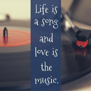 Life Is a Song by Ashley Hutchins