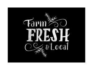 Farm Fresh and Local by Ashley Santoro