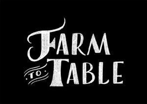 Farm to Table by Ashley Santoro