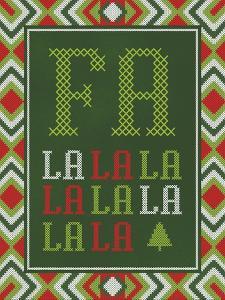 Fa La La La La by Ashley Sta Teresa