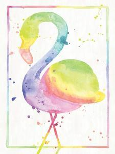 Flamingo Sunrise by Ashley Sta Teresa