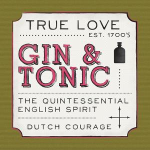 Gin and Tonic by Ashley Sta Teresa