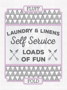 Laundry Linens II by Ashley Sta Teresa