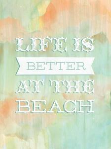 Life Beach by Ashley Sta Teresa