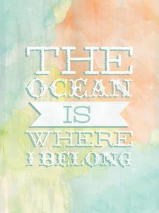 Ocean Belong by Ashley Sta Teresa