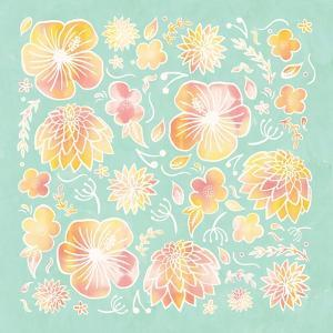 Pikes Flowers II by Ashley Sta Teresa