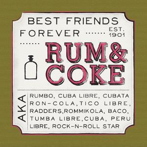 Rum and Coke by Ashley Sta Teresa
