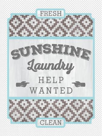 Sunshine Laundry II