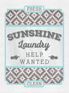 Sunshine Laundry II by Ashley Sta Teresa